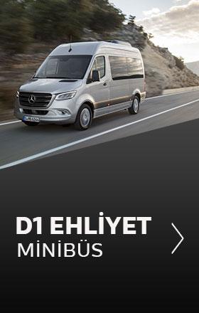 D1 Minibüs