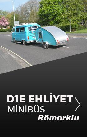 D1E Minibüs