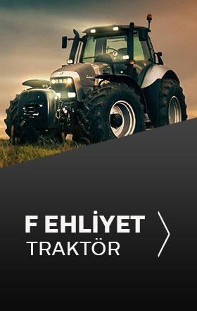 F Traktör